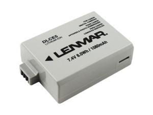 LENMAR DLCE5 1080mAh 7.4V Li-Ion Canon LP-E5 Replacement Battery