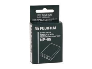 FUJIFILM NP-95 3.6V 1800mAh Lithium Ion Rechargeable Battery for F30