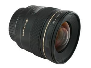 Canon 2509A003 EF 20mm f/2.8 USM Ultra-wide-angle lens Black