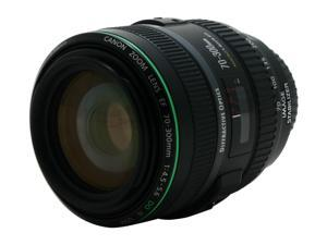 Canon 9321A002 EF 70-300mm f/4.5-5.6 DO IS USM Telephoto Zoom Lens Black