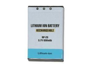 ULTRALAST UL-NP20 630mAh 3.7V Li-Ion Battery