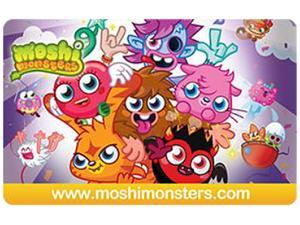 Moshi Monsters 1 Month Game (Email Delivery)