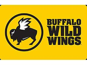Buffalo Wild Wings $25 Gift Cards - (Email Delivery)