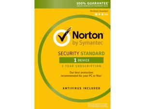 Norton Security Standard - 1 Device