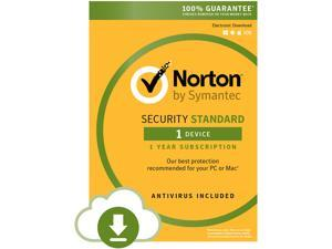 Symantec Norton Security Standard - 1 Device - Download