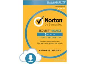 Symantec Norton Security Deluxe - 3 Device - Download