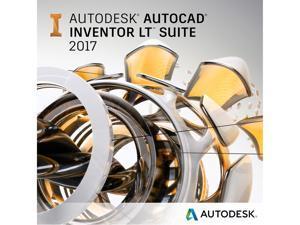 AutoCAD Inventor LT Suite 2017 - New Subscription ( annual )