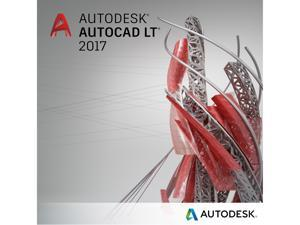 Autodesk AutoCAD LT 2017 - New Subscription (annual) + Advanced Support