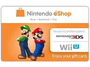 Nintendo eShop $10  Gift Cards - (Email Delivery)