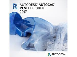 Autodesk AutoCAD Revit LT Suite 2017 - New Subscription ( annual )