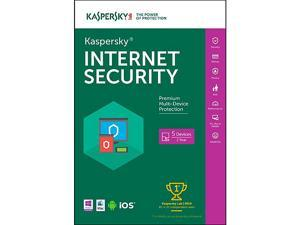 Kaspersky Internet Security 5 User - Download