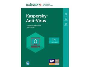 Kaspersky Anti-Virus 1 Device 2017 (Download)