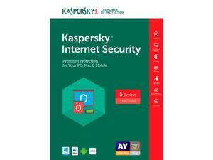 Kaspersky Internet Security 5 Device 2017 - Download