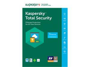 Kaspersky Total Security 5 Device 2017 - Download