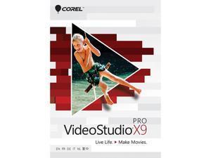Corel VideoStudio Pro X9 - Download