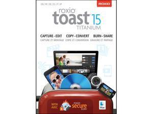 Corel Toast v.15.0 Titanium
