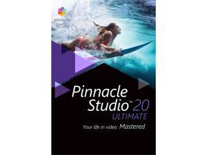 Corel Pinnacle Studio 20 Ultimate - Download