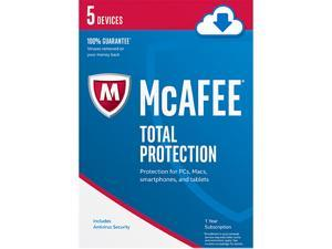 McAfee Total Protection 2017 - 5 Device - Download