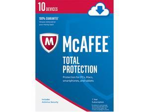 McAfee Total Pretection 2017 - 10 Device - Download
