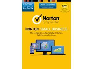 Symantec Norton Small Business - 1 Year 5 Devices