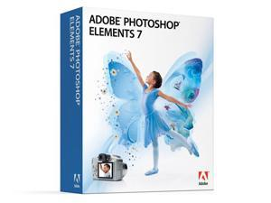Adobe Photoshop Elements 7 - Mini Box
