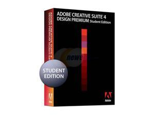 Adobe CS4 Design Premium Mac Students Version