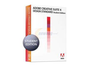 Adobe CS4 Design Standard Mac Students Version
