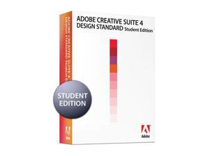 Adobe CS4 Design Standard Win Students Version