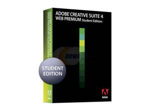 Adobe CS4 Web Premium Mac Students Version