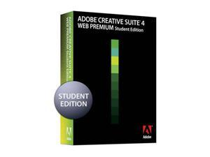 Adobe CS4 Web Premium Win Students Version