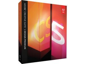 Adobe Design Premium CS5 Full for Windows Student/Teacher Edition