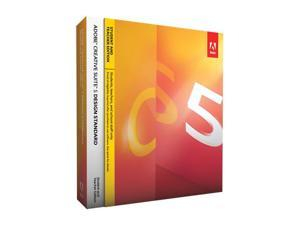 Adobe Design Standard CS5 Full for Windows Student/Teacher Edition