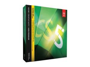Adobe Web Premium CS5 Full for Windows Student/Teacher Edition