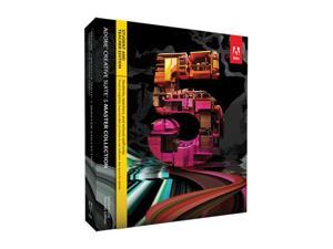 Adobe Master Collection CS5 Full for Mac Student/Teacher Edition