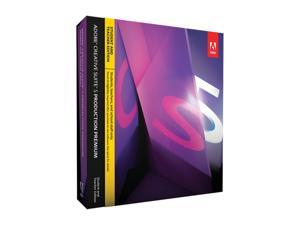 Adobe Production Premium CS5 Full for Mac Student/Teacher Edition