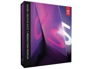 Adobe Production Premium CS5 Full for Windows Student/Teacher Edition