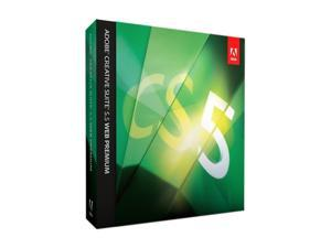 Adobe CS5.5 Web Premium Upgrade from Suites 2/3 versions back