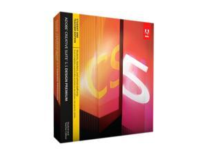 Adobe CS5.5 Design Premium Mac -  Student and Teacher
