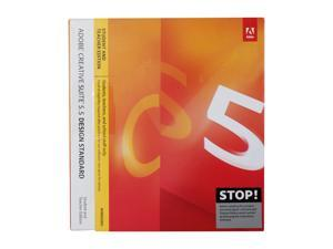 Adobe CS5.5 Design Standard 5.5 Win - Student and Teacher