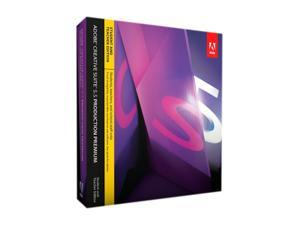 Adobe CS5.5 Production Premium Win - Student and Teacher