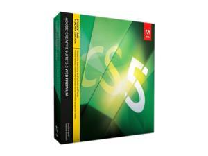 Adobe CS5.5 Web Premium 5.5 Mac - Student and Teacher
