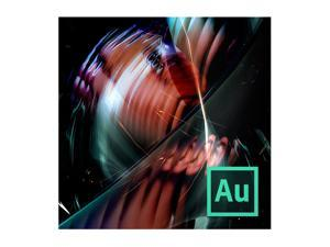 Adobe Audition CS6 for Windows - Full Version [Legacy Version]