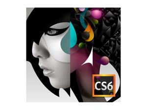Adobe CS6 Design Standard 6 for Windows - Full Version