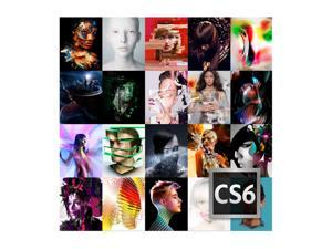 Adobe CS6 Master Collection 6 for Mac - Full Version