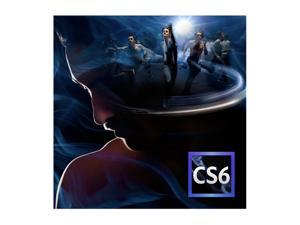 Adobe CS6 Production Premium 6 for Windows - Full Version [Legacy Version]