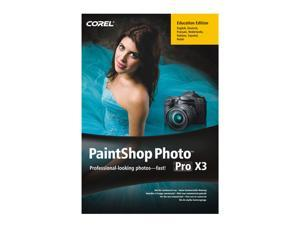 Corel Paintshop PhotoProx X3 Academic Edition
