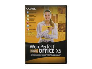Corel WordPerfect Office X5 Academic Version