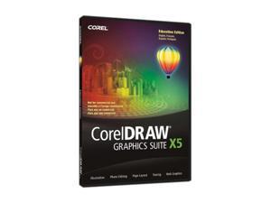 Corel CorelDraw Graphic Suite X5 Academic Edition