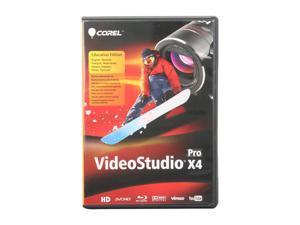 Corel Videostudio Pro X4 Academic Version