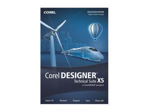 Corel Designer Technical Suite X5 Academic Edition